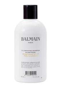 Сияющий шампунь Серебряный Жемчуг, 300 ml Balmain Paris Hair Couture