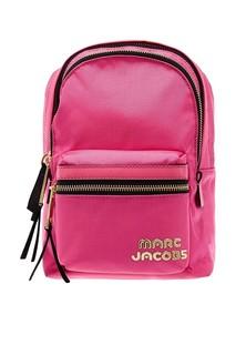 Розовый рюкзак с логотипом Marc Jacobs