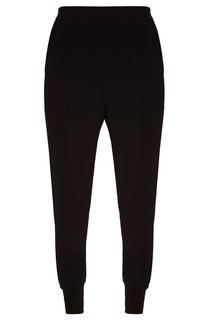 Черные брюки в спортивном стиле Stella Mc Cartney