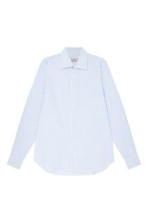 Рубашка в контрастную полоску Canali