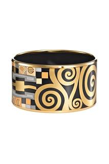 Литой браслет с покрытием из золота Freywille