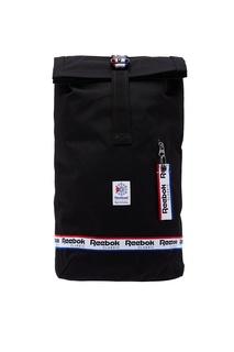 Черный рюкзак с цветной отделкой Reebok