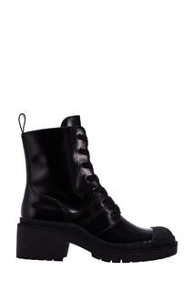 Черные ботинки на шнуровке Marc Jacobs