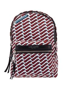Рюкзак с надписями Marc Jacobs