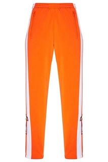 Брюки оранжевые с лампасами OG Adibreak TP Adidas