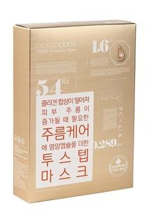 Маска для лица разглаживающая WrinkleTox TabRX, 25 мл х 10 шт. Dr. Gloderm