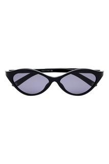 Черные солнцезащитные очки (90е гг) Chanel Vintage