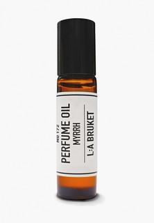 Парфюмированное масло La Bruket