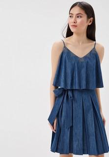 Платье джинсовое Chapurin