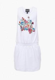 Платье EA7