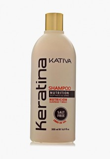 Шампунь Kativa
