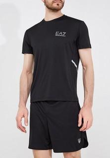 Футболка спортивная EA7