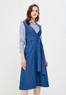 Платье джинсовое Mayclothes