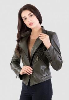 Куртка кожаная Aliance Fur