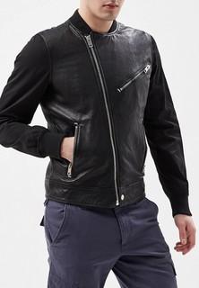 Куртка кожаная Diesel