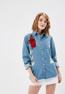 Рубашка джинсовая Glamorous