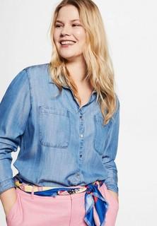 Рубашка джинсовая Violeta by Mango