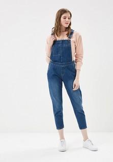 Комбинезон джинсовый F5