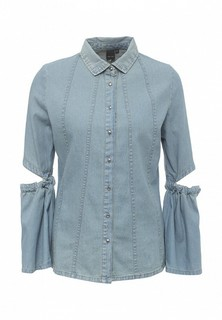 Рубашка джинсовая LOST INK