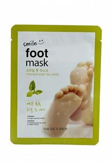 Маска для ног The Face Shop