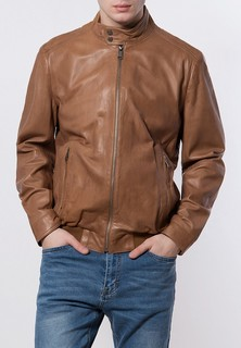 Куртка кожаная Finn Flare