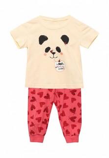 6012aa53a7e96 Купить детские пижамы песочного цвета в интернет-магазине Lookbuck