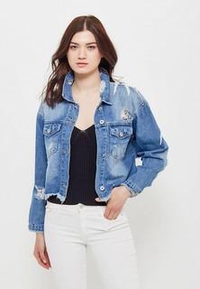 Куртка джинсовая Jean Louis Francois