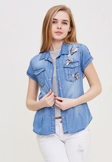 Рубашка джинсовая DSHE Dshe