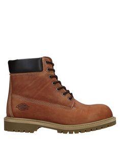 Полусапоги и высокие ботинки Dickies
