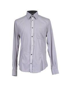 Рубашка с длинными рукавами Armani Jeans