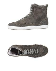 Высокие кеды и кроссовки Jeckerson