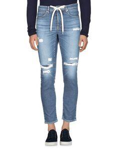 Джинсовые брюки Attachment
