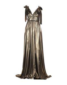 Длинное платье Alcoolique