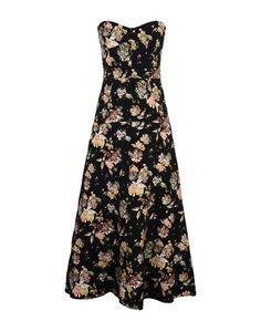 Платье длиной 3/4 Rochas