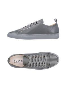 Низкие кеды и кроссовки Ylati