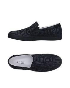 Мокасины Armani Jeans
