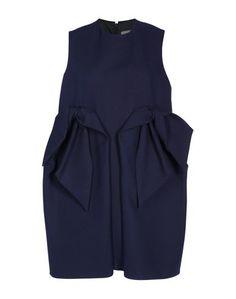 Короткое платье Delpozo