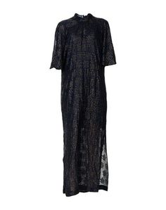 Длинное платье Ganni