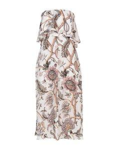 Платье длиной 3/4 Zimmermann