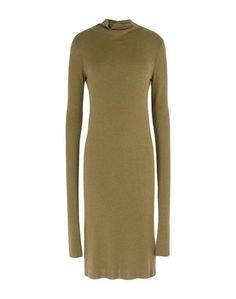 Платье до колена Rick Owens Lilies