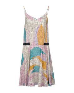 Платье до колена Twisty Parallel Universe