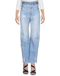 Джинсовые брюки Vetements