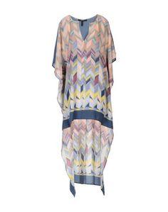 Длинное платье Bcbgmaxazria