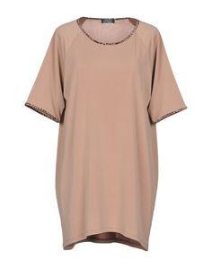 Короткое платье Valmori Patrizia PER LE Chapeau