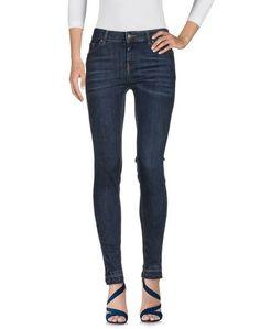 Джинсовые брюки Peperosa