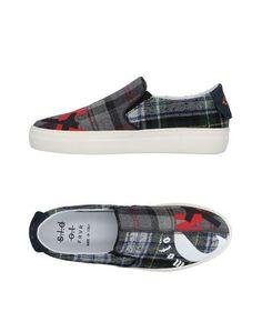 Низкие кеды и кроссовки Sold OUT