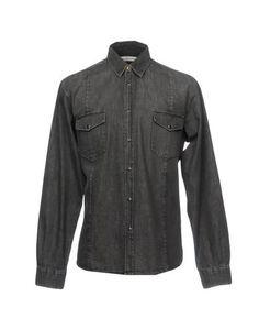 Джинсовая рубашка Golden Goose Deluxe Brand