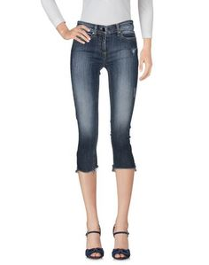 Джинсовые брюки-капри Lair DE Rien