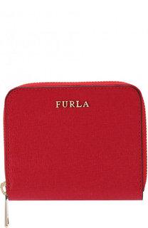 Кожаный кошелек на молнии Furla