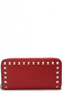 Кожаный кошелек Valentino Garavani Rockstud Valentino